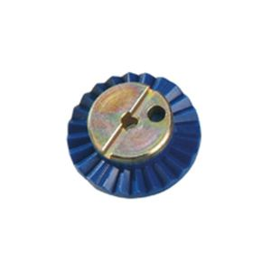 Tamponcino Blu Magnetico Weco 25mm