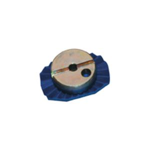 Tamponcino Blu Magnetico Weco 17mm